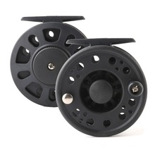 Maximumcatch Plastic Fly Fishing Reel 5/6WT Right Or Left Can Be Changed Plastic Fly Reel