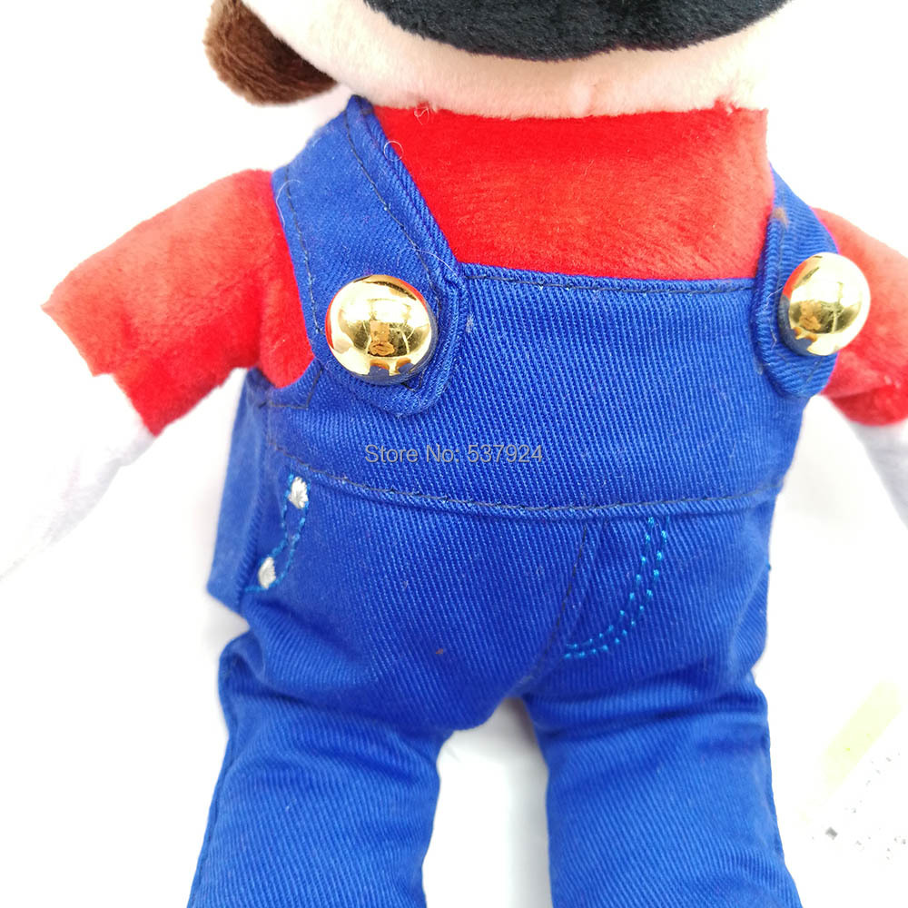 Mario with Odyssey Hat-8inch-140g-24.5-F