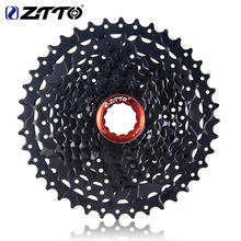 ZTTO 9 Speed 11-40T MTB Mountain Bike Cassette 9s 27s 40t Bicycle Freewheel Sprockets for Shimano M370 M430 M4000 M3000