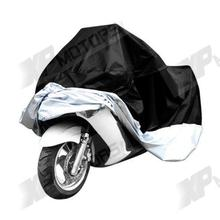 Motorcycle Waterproof Cover Fit For Ducati Triumph BMW Aprilia Street Sport Bikes 220*95*110cm