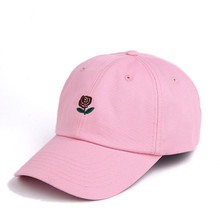 Women Caps Stripes Embroidery Adjustable Golf Cap Summer Kawaii Sporty Sun Hat Female Pink Snapback Cap Women(China)