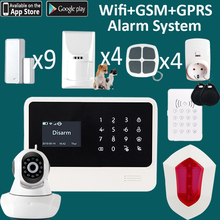 golden security g90b alarm system system with new loud siren 110db petfriendly pir
