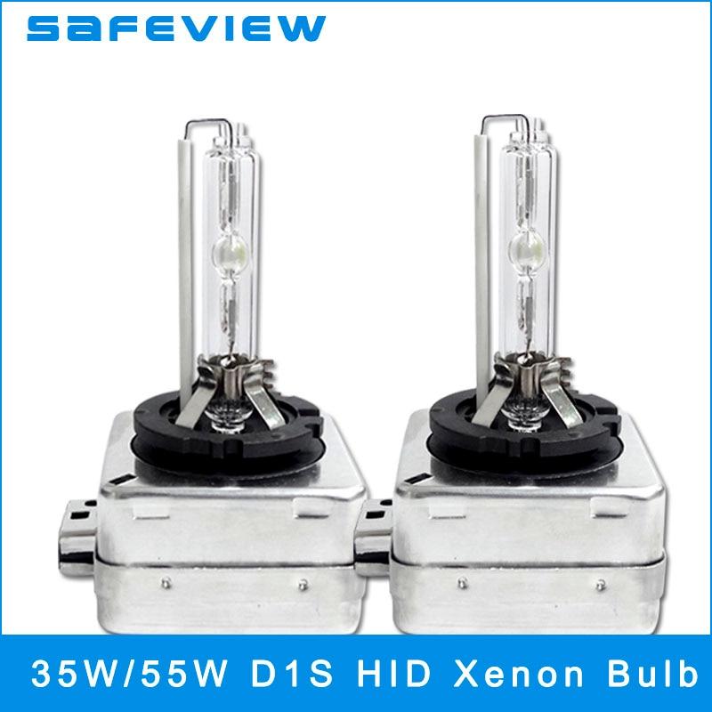 Auto Light source 12V 35W 55W D1S  Xenon HID Bulbs Headlights Car Lamp  3000K 4300K 5000K  6000K 8000K 10000K 12000K 15000K<br><br>Aliexpress