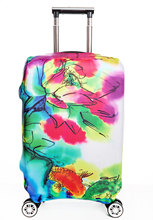 "Fashion Travel Luggage Suitcase Protector Cover Dustproof 20"" 24"" 26"" 30"" Luggage Covers Apply to 18""~32"" Traveling Cases"
