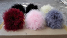 Special price girls marabou feather headband fascinator 10 colors available, #HWG003