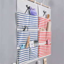 Wall Wardrobe Hanging Organizer Home Sundries Jewelry Storage Bags Hanger Organizer Kids Toys Storage Bag Room Organize Bags(China)