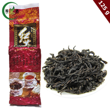 125g Organic Wuyi Da Hong Pao oolong Tea Red Robe Oolong Tea Cliff Tea