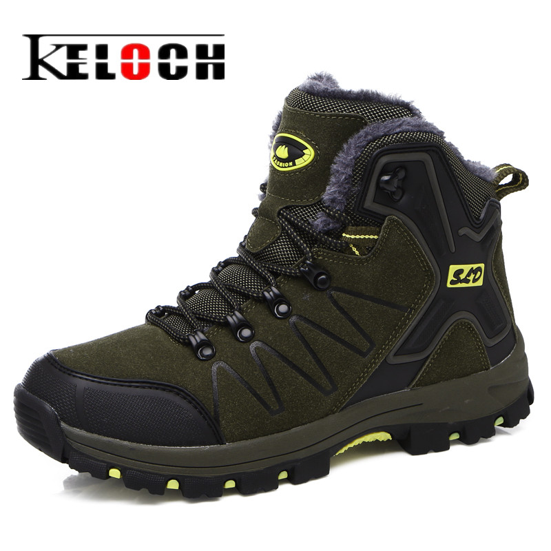 Keloch Unisex Hiking Shoes Anti-Skid Climbing Shoes Men Women Ankle Boots Outdoor Mountaining Camping Shoes For Women&amp;Men<br>