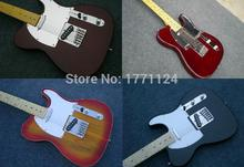 HOT High quality Free shipping New style F TELE telecaster electric guitar in stock 6 strings guitar
