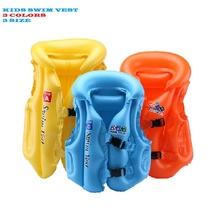 2017 Kids safety swimming life jacket for kids Baby Swimwear Inflatable  Safety Vest veste de sauvetage  baby swin vest 3 Size