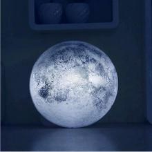 Mysterious Healing Moon light Remote Moon Lamp Creative Romantic Wall lighting LED Indoor Night Light led decorate lamp for home