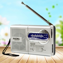 2017 HOT Mini Portable Slim AM/FM Telescopic Antenna Battery Powered Radio Receiver
