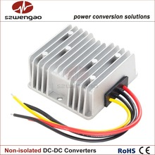 Wengao DC to DC 12V 19V 10A Step-up Boost DC/DC Power Converter, 190W Car Laptop Power Supply