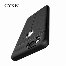 CYKE For Google Pixel 2 Cases Luxury TPU+PU leather Protective Back Cover Case For Google Pixel2 Mobile Phone Covers