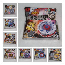 Wholesale - New In Stock! 24 pcs Rapidity Beyblade Beyblade Metal Fusion Beyblade all models mix Spin Top Toy M088(China)