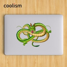 Dragon Bal Z Anime Colorful Laptop Sticker for Apple Macbook Pro Air Retina 11 12 13 15 inch HP Mi Mac Surface Book Skin Decal(China)