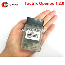 10pcs Tactrix Openport 2.0+ECUFLASH Cable For Toyota Jaguar And LandRover Diagnose Tool DHL Free Shipping(China)