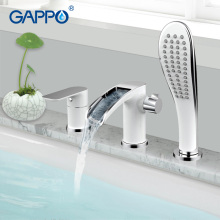 GAPPO bathtub faucet bath shower Bathroom Shower Faucet tap set waterfall bronze bath faucet mixer robinet banheira faucet G1488(China)