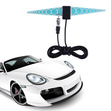 New 12V Universal Car Antenna Aerials FM TV Digital DVB-T Car Radio Amplifier Hot Selling