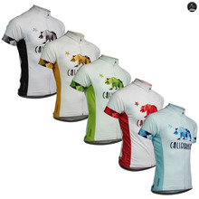 NEW 2017 Multi Colors BEAR CALIFORNIA Jersey Bike Team Cycling Jersey Wear Clothing Breathable Customized Ropa CICLISMO JIASHUO(China)