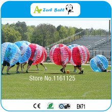 1.5M Inflatable Bubble Soccer Ball Suit, Air Body Zorb Ball , Inflatable Bumper Ball, PVC Bubble Football,