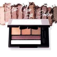 BABY GAGA Satin Eyeshadow Long-Lasting Pigment Eyes Makeup Waterproof Shadow Eye Make Up Cosmetic Palette Beauty Brand