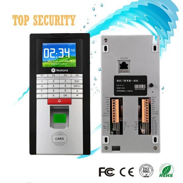 MF131 fingerprint access control proximity card access control reader door access control panel with TCP/IP<br><br>Aliexpress