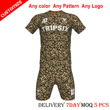 wholesale cheap custom youth sublimation american football uniform soccer builder from china(China)