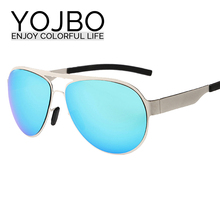 Yojbo Direct Selling Limited Adult Round Womens Sunglasses Brand Designer Glasses Mirror Sun 2017 Women Driving Cheap Oculos