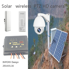 P2P ONVIF Wifi 2MP Megapixel Wireless distance 20km IR Network IP solar camera 1080P HD Outdoor surveillance security camera