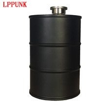 25oz bpa free Creative oil drums whisky flagon portable Stainless steel 304 alcohol  hip flask