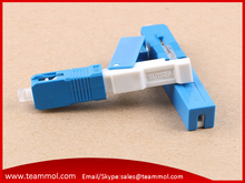 SC/UPC  Fiber Optic Fast Connector Same with 3M fiber optic fast connector FTTH Fast Connector NPFG 8802-TLC/3
