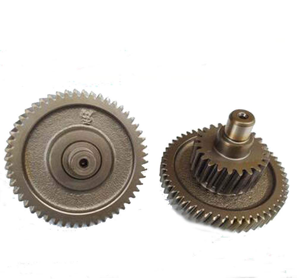 Electric Tricycle Car 71 Tooth Package Shaft Assembly Differential Gear Box Tooth Bag Pinion Double Gear Atv,rv,boat & Other Vehicle