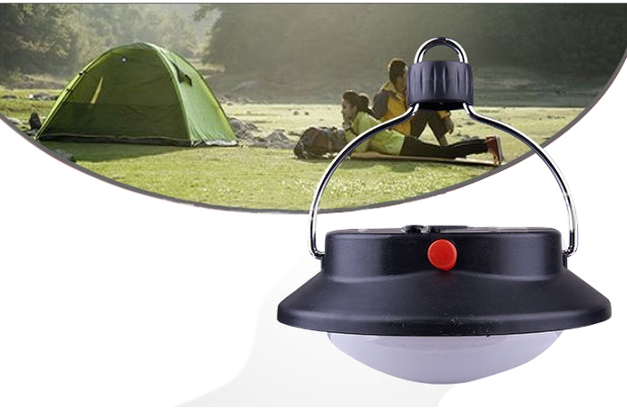 60 LED Portable Camping Tents Hanging Lamp Household Emergency Lights
