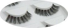 5 pairs Charming Black False Eyelashes Natural Fashion Designer Winged Makeup Human Hair Eyelash(China)