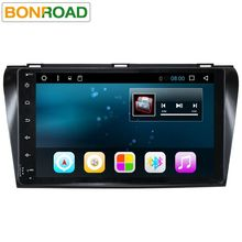 "9"" Pure Android 6.0 Rom2G Rom32G GPS Nav For Mazda 3 2004-2008 With video Wifi Bluetooth Car Player Navigation Radio(No DVD)"