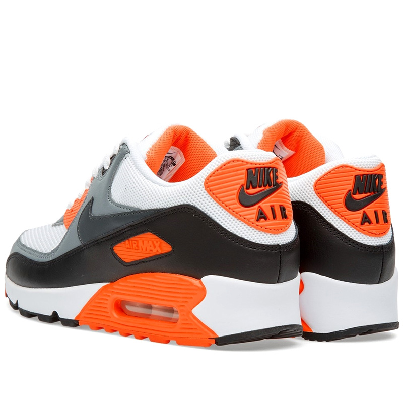 Original New Arrival Authentic NIKE Men's AIR MAX 90 ESSENTIAL Breathable Running Shoes Sneakers 6