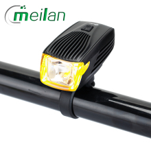 Meilan X1 Waterproof Led Smart Bicycle Light Bike Front Light rechargeable Cycling headlamp CE RHOS FCC Certification
