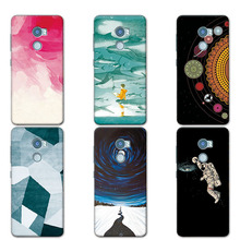 Couple Phone Cases For HTC One X10 Universe Planets Design Coque Funda For HTC One X10 X 10 Soft Silicon Case For HTC E66 5.5""