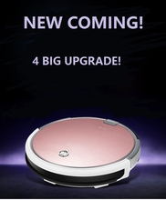2017 Best X620 Robot vacuum cleaner wet and dry MOPPING ,Auto-damp Mapping, plan path,Auto change(China)