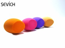 Big Grow Beauty Sponge Makeup Sponge Puff Blender Complexion Powder Foundation Cosmetic Puff Facial Sponges BB Eggs Salon(China)