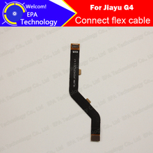 For JY G4 New original authentic Connect Charge Board Port flex cable FPC for Jiayu G4 ANDROID Phone + Free shipping(China)
