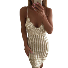 2017 Spring arrival hot dress women package hip sleeveless harness gold sequins large size  gold printing  dress vestidos