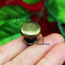 15*14mm  Antique small hole handle  Zinc Alloy  Home improvement  Hardware  Jewelry Box  Furniture handle  Wholesale