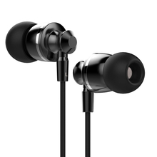 Original Langsdom M300 Metal Super Bass In-ear Earphone with Mic Headset Earbud for iphone Sony Xiaomi Mp3 fone de ouvido
