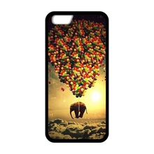 Love Carries All Elephant Case for iPhone 4 4S 5 5S 5C SE 6 6S 7 Plus Samsung Galaxy S3 S4 S5 Mini S6 S7 Edge Plus A3 A5 A7