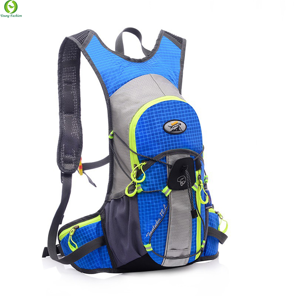 15L Waterproof Nylon Riding Backpack Multifunction Bicycle Backpack Road Backpacks Rucksacks Packsack Men Women<br><br>Aliexpress