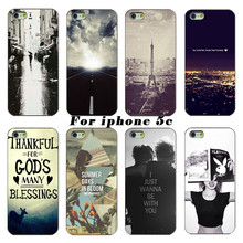 Latest Fashion Phone About For Apple iPhone 5c case For The Beautiful People And Things Free Shipping