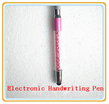 5pcs Popular New korea electronic hand-writting eyebrow tattoo pen of mobile phone screen with 20 packs needle by free shipping(China)