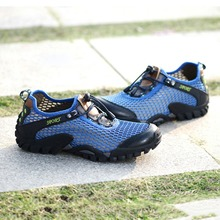 Mens Summer Shoes Breathable Mesh Cool Outdoor Traveling Casual Men's Sportwears Comfort Walking Shoes for Men Size 39-44